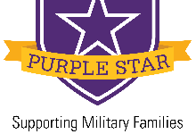 Tallmadge High School Awarded the Purple Star by Ohio Department of Education.