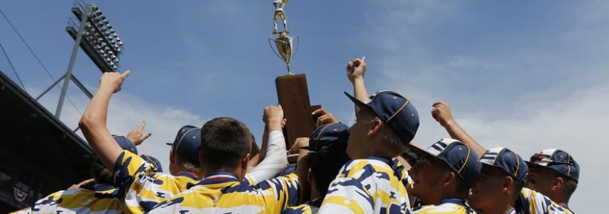 Baseball team celebrates State Title